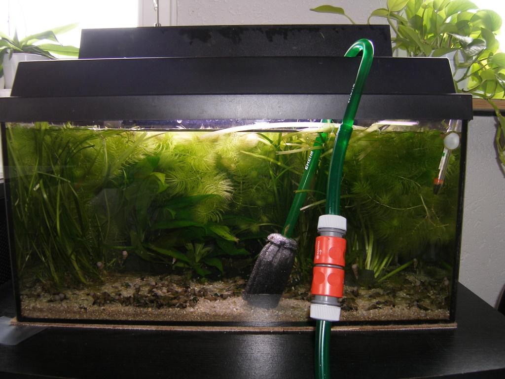 Wasserwechselset for Aquarium wasserwechsel